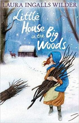 Little House in the Big Woods Author: Laura Ingalls Wilder Publisher: Egmont Inside the little house live the Ingalls family: Ma, Pa, Mary, Laura and baby Carrie
