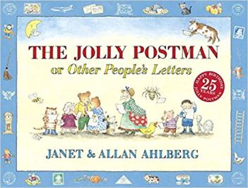 The Jolly Postman or Other People's Letters Author: Allan Ahlberg Illustrator: Janet Ahlberg Publisher: Penguin Brilliantly designed with lots of little details to spot, this old favourite will be enjoyed time and time again