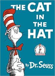 Chú mèo trong chiếc mũ - Tác giả: Dr Seuss Nhà xuất bản: HarperCollins Sách thiếu nhi Khi Sally và anh trai cô bị bỏ lại một mình trong một ngày mưa, họ nghĩ rằng họ đang ở trong một thời gian buồn tẻ - nhưng sau đó Mèo trong Chiếc mũ xuất hiện.