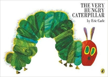 The Very Hungry Caterpillar Author: Eric Carle Publisher: Puffin Eric Carle's The Very Hungry Caterpillar deserves its reputation as a much-loved classic.