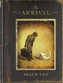 The Arrival Author: Shaun Tan Publisher: Hachette In this unusual book, we follow a young man as he packs his bags and leaves his family to go and start a new life in another country