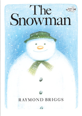 The Snowman Author: Raymond Briggs Publisher: Puffin James builds a snowman in the garden, then wakes up in the night to find that it has come to life.