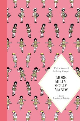 The Milly-Molly-Mandy Storybook Author: Joyce Lankester Brisley Publisher: Macmillan Milly-Molly-Mandy lives with her mother, father, uncle, aunt, grandmother and grandfather in a 'nice white cottage with a thatched roof'.