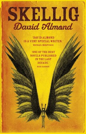 Skellig Author: David Almond Publisher: Hodder Children's Books Exploring a ramshackle garage with his new-found friend Mina, Michael discovers a strange, magical creature who needs his help. A contemporary classic.