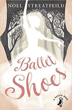 Ballet Shoes Author: Noel Streatfeild Publisher: Penguin First published in the 1930s, this classic story of three very different girls who work hard to master their talents has captivated children's imaginations for decades