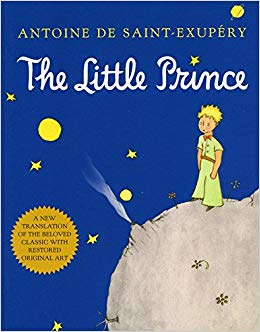 The Little Prince Author: Antoine de Saint-Exupery Translator: Katherine Woods Publisher: Egmont An air pilot makes a forced landing deep in the Sahara Desert. There, he makes a mysterious Little Prince, who tells him a series of wise and enchanting stories.