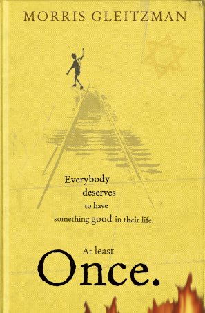 Once Author: Morris Gleitzman Publisher: Penguin Morris Gleitzman brings heart and humour to the difficult subject of the Holocaust in this ground-breaking children's book.
