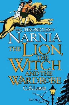 The Lion, the Witch and the Wardrobe Author: C S Lewis Publisher: HarperCollins Children's When Peter, Susan, Edmund and Lucy - step through a wardrobe door in the strange country house where they are staying, they find themselves in the land of Narnia.